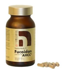 NatureMedic™自然醣褐藻糖膠添加AHCC®配方