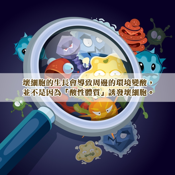 Microorganism, microscopic bacteria, pandemic virus, epidemic germs under magnifying glass vector medical and contamination concept